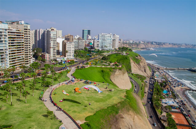 Le meilleur du tour de ville de Lima + cuisine péruvienne