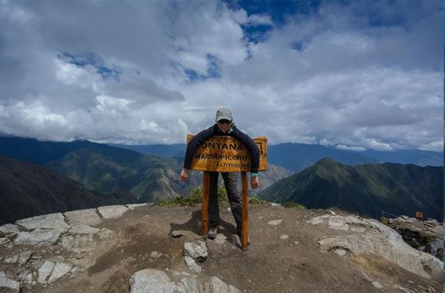 Machu Picchu Montaña Hike 9am + Machu Picchu