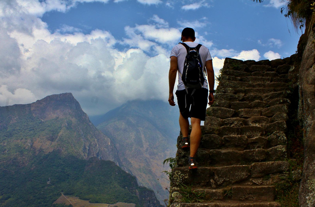 Machu Picchu Zitadelle + Huaynapicchu Wanderung 10 Uhr