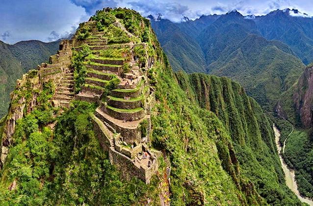 Huaynapicchu kaartje 7am + Machu Picchu