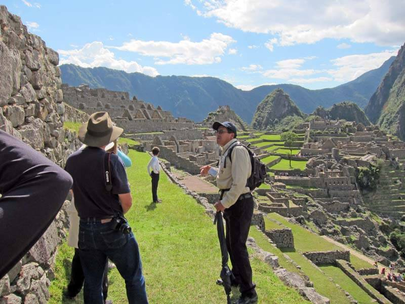 Machu Picchu Citadel Rondleiding 2,5 uur