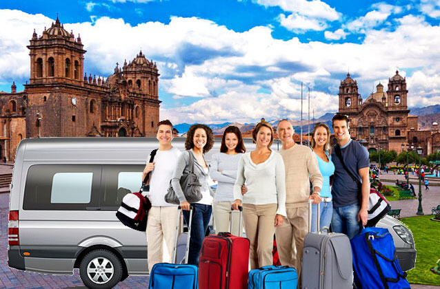 Cusco hotel to Airport transportation